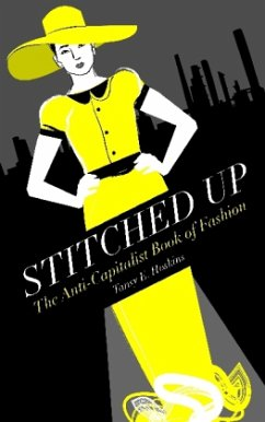 Stitched Up - Hoskins, Tansy E.