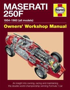 Maserati 250F Manual - Wagstaff, Ian