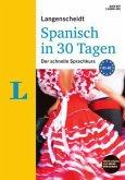 Langenscheidt Spanisch in 30 Tagen, m. 2 Audio-CDs