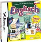 Lernerfolg Grundschule: Englisch - Der Vokabeltrainer (Neue Version) (Nintendo DS)