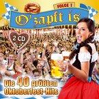 O'Zapft Is-Die 40 Größten Oktoberfest Hits, Folge 1