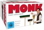 Monk - Die komplette Serie DVD-Box