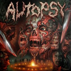 The Headless Ritual (Limited Edition) - Autopsy