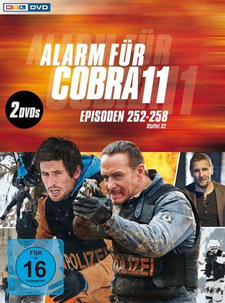 Alarm für Cobra 11 - Staffel 32 2 Discs