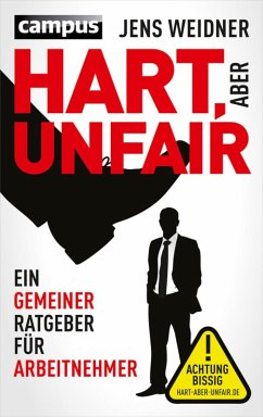 Hart, aber unfair (eBook, PDF) - Weidner, Jens
