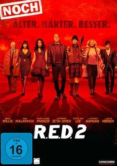 R.E.D. 2 - Noch Älter. Härter. Besser - Bruce Willis/John Malkovich