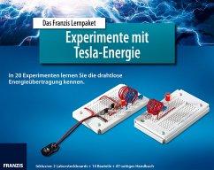 Lernpaket Experimente mit Tesla Energie - Kainka, Burkhard