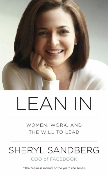 Lean In - Sandberg, Sheryl