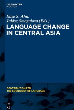 Language Change in Central Asia