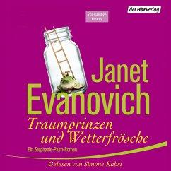 Traumprinzen und Wetterfrösche / Stephanie Plum - Der Roman zwischen Bd.16&17 (MP3-Download) - Evanovich, Janet