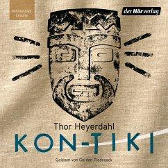 Kon-Tiki (MP3-Download) - Heyerdahl, Thor
