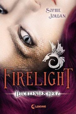 Leuchtendes Herz / Firelight Bd.3 (eBook, ePUB) - Jordan, Sophie