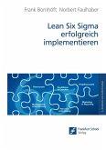 Lean Six Sigma erfolgreich implementieren (eBook, PDF)