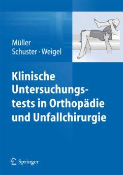 Klinische Untersuchungstests in Orthopädie und ...
