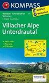 Kompass Karte Villacher Alpe, Unterdrautal