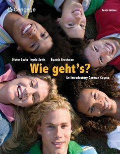Wie Geht's?: An Introductory German Course - Sevin, Dieter (Vanderbilt University); Sevin, Ingrid (Vanderbilt University); Brockman, Beatrix (Austin Peay State University)