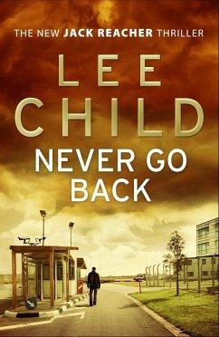 Never Go Back - Child, Lee