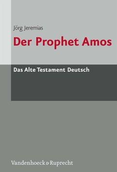 Der Prophet Amos (eBook, PDF) - Jeremias, Jörg