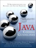 Java Coding Guidelines (eBook, ePUB)