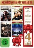 Die schönsten Filme für Weihnachten (2 Discs)