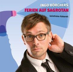 Ferien Auf Sagrotan-Keimfreies Kabarett - Börchers,Ingo