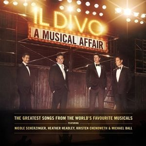 A musical affair von il divo cd - Il divo cast ...