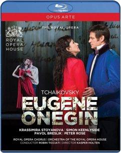 Eugen Onegin - Ticciati/Keenlyside/Stoyanova