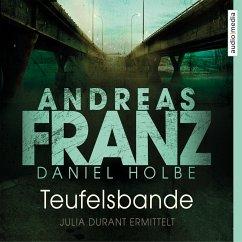 Teufelsbande / Julia Durant Bd.14 (MP3-Download)