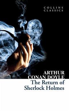 The Return of Sherlock Holmes (Collins Classics) (eBook, ePUB) - Conan Doyle, Arthur