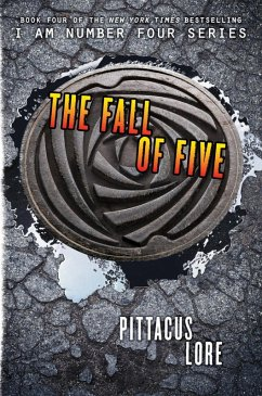 The Fall of Five (eBook, ePUB) - Lore, Pittacus