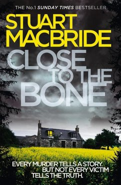 Close to the Bone (Logan McRae, Book 8) (eBook, ePUB) - MacBride, Stuart