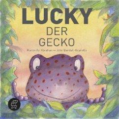Lucky der Gecko