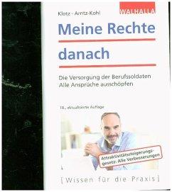Meine Rechte danach - Klotz, Dieter; Arntz-Kohl, Wilfred