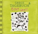 Echt übel! / Gregs Tagebuch Bd.8 (1 Audio-CD)