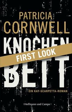 FIRST-LOOK: Knochenbett / Kay Scarpetta Bd.20 (eBook, ePUB) - Cornwell, Patricia