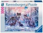Ravensburger 191468 - Arktische Wölfe Puzzle