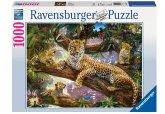 Ravensburger 191482 - Stolze Leopardenmutter