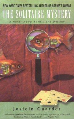 The Solitaire Mystery (eBook, ePUB) - Gaarder, Jostein