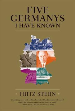 Five Germanys I Have Known (eBook, ePUB) - Stern, Fritz