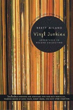 Vinyl Junkies (eBook, ePUB) - Milano, Brett