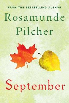 September (eBook, ePUB) - Pilcher, Rosamunde