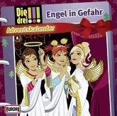 Engel in Gefahr - Adventskalender / Die drei Ausrufezeichen (2 Audio-CDs)