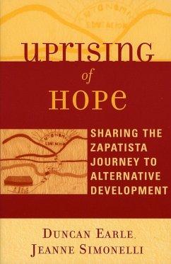 Uprising of Hope (eBook, ePUB) - Simonelli, Jeanne; Earle, Duncan
