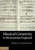 Musical Creativity in Restoration England (eBook, PDF)