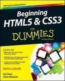 Beginning HTML5 and CSS3 For Dummies (eBook, PDF)