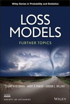 Loss Models (eBook, ePUB) - Willmot, Gordon E.; Panjer, Harry H.; Klugman, Stuart A.