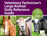 Veterinary Technician's Large Animal Daily Reference Guide (eBook, PDF)