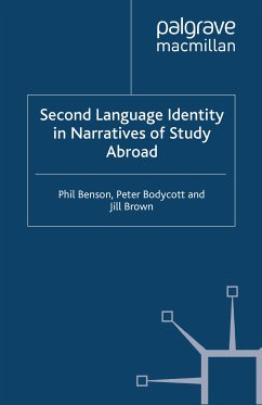 Second Language Identity in Narratives of Study Abroad (eBook, PDF)