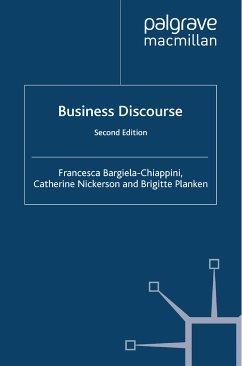 Business Discourse (eBook, PDF)