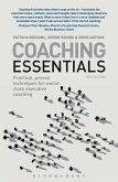 Coaching Essentials (eBook, ePUB)